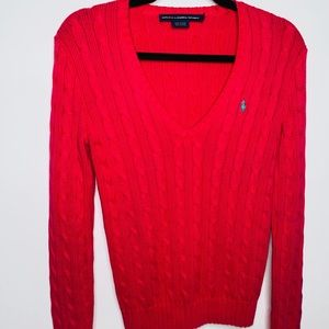 Polo Ralph Lauren Sport 100% Cotton Sweater - Sz-S